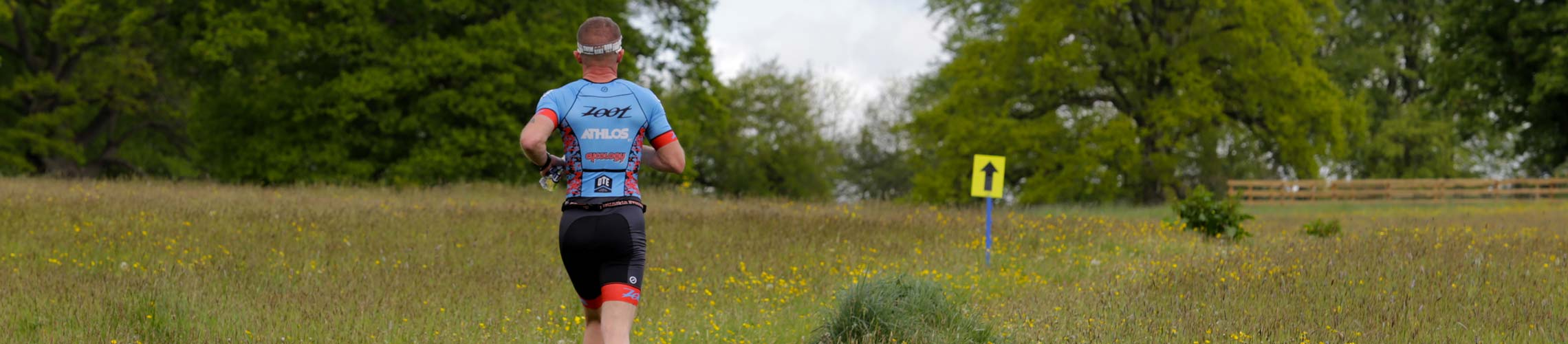 Immortal half Triathlon - Stourhead